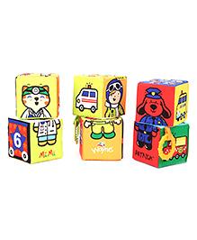 K's Kids Baby's Shape Blocks