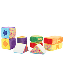 Hamleys Soft Bubba Bay Activity Blocks