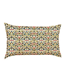Stybuzz Toy Pattern Cute Baby Pillow Cover - Cream