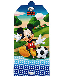 Mickey Mouse And Friends Invitation Card Pack Of 10 - Multi Color