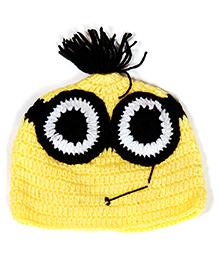 The Original Knit Minion Cap - Yellow