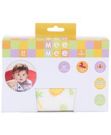 Mee Mee Easy Disposable Bibs MM-3820 - 24 Pieces