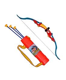 Adraxx Super Recurve Archery Bow Toy Set With Arrow Darts