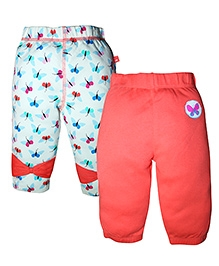 FS Mini Klub Pack of 2 Pants - Coral