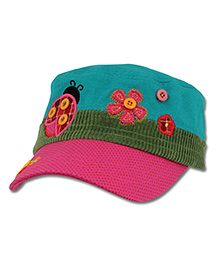 Stephen Joseph Signature Collection Cap Ladybug - Multicolor