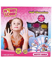 Mitashi Hobby Lobby Nail Obsession
