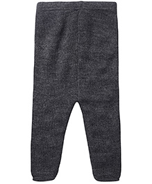 Babyhug Woolen Leggings - Grey