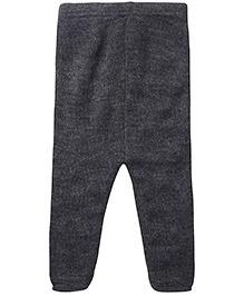 Babyhug Woolen Leggings - Grey