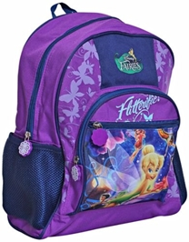 Disney Fairies School Bag - 14 Inches