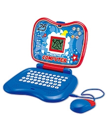 Toyhouse Educational Laptop With 25 Learning Activities - Multicolour
