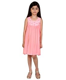 Elegant Dress - Pink