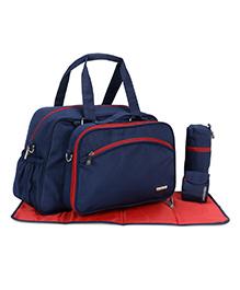 My Milestones - Diaper Bag - Duo Detach NavyBlue