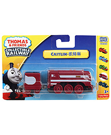 Thomas & Friends Caitlin Collectible Railway Engine - Red