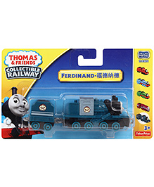 Thomas & Friends Ferdinand Collectible Railway Engine - Teal Blue