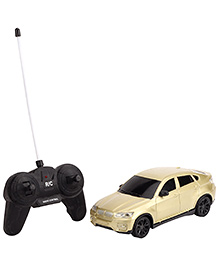 Remote Controlled Car - Golden