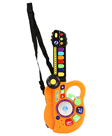 3 In 1 Musical Instrument (Color May Vary) - 656491