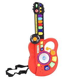 3 In 1 Musical Instrument (Color May Vary)