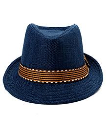 Little Cuddle Fedora Hat - Blue