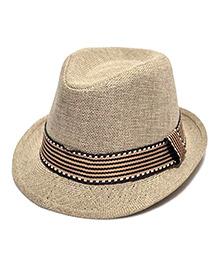 Little Cuddle Fedora Hat - Cream