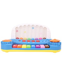 Musical Baby Piano - Muti Color