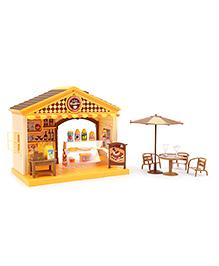 Musical Toy Coffee House - Orange