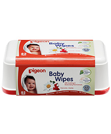 Pigeon Baby Wipes 82 Pieces
