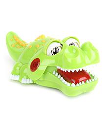 Crocodile Musical Toy - Green