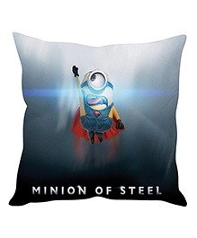 Stybuzz Minion Of Steel Cushion Cover Multicolor - FCC00027