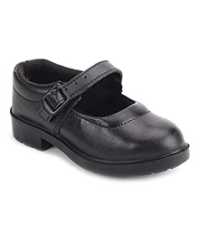 Prefect By Liberty School Shoes Buckle Closure - Black