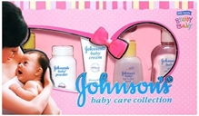 Johnson's Deluxe Baby Care Collection - Set Of 7