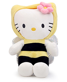 Hello Kitty Soft Toy Bumble Bee - Yellow