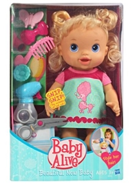 Funskool Baby Alive Beautiful Now Blonde Baby Doll