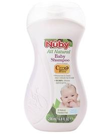 Nuby - All Natural Baby Shampoo