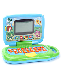 Leap Frog Chat And Count Phone N My Own Leaptop - Green