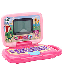 Leap Frog Chat And Count Phone N My Own Leaptop - Pink