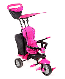 Smartrike Glow Tricycle - Pink