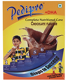 Pedipro Chocolate Flavour - 200 gm