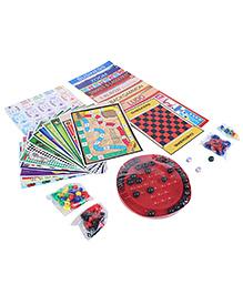 Ratnas 25 in 1 Board Game Kit
