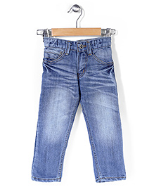 Good Jeans Super Soft Denim Pants - Light Blue