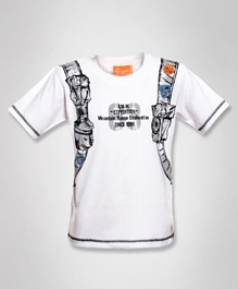 Half Sleeves T-Shirt - Expedition