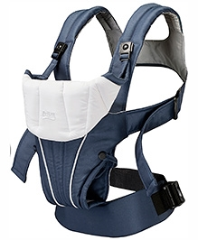 Britax Front Soft Carrier Navy