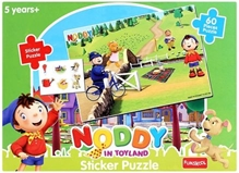 Funskool - Noddy Sticker Puzzle