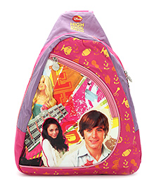 Disney High School Musical Back Pack - Pink and Purple