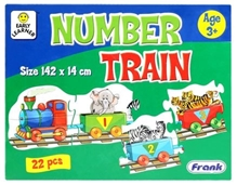Frank - Number Train Puzzle