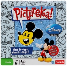 Funskool - Pictureka Disney Edition