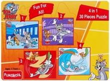Funskool - Tom & Jerry 4 in 1 Fun For All