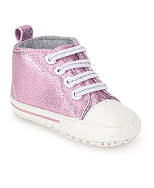 Pumpkin Patch Casual Shoes - Pink