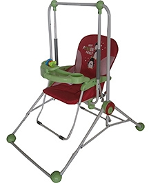 Polly's Pet Swing Plus Dinning Chair Red - 370