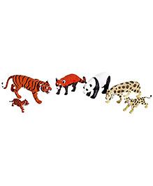 Wild Republic - Asian Mountain Animals Polybag