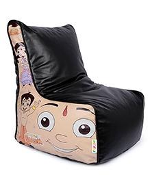 Orka Chhota Bheem Bean Filled Bag Chair Multicolour - XL - 681084